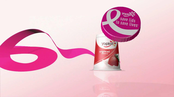 Yoplait TV Spot, 'Save Lids to Save Lives' - Thumbnail 5
