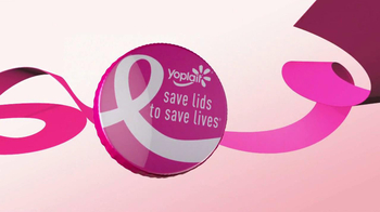 Yoplait TV Spot, 'Save Lids to Save Lives' - Thumbnail 6