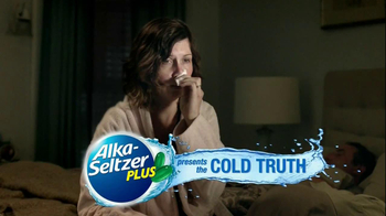 Alka-Seltzer Plus TV Spot, 'Unstuff Your Nose' - Thumbnail 1