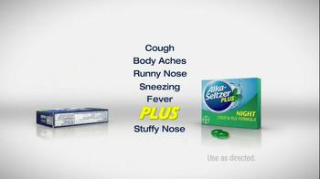 Alka-Seltzer Plus TV Spot, 'Unstuff Your Nose' - Thumbnail 5