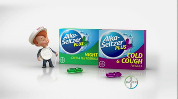 Alka-Seltzer Plus Spot, 'Unstuff Your Nose' - Thumbnail 7