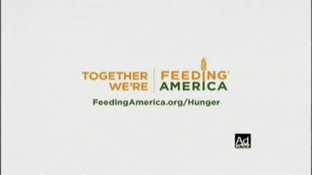 Feeding America TV Spot, 'Food Bank' Featuring Matt Damon - Thumbnail 6
