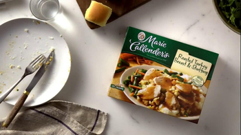 Marie Callender's Roasted Turkey Breast and Stuffing TV Spot - Thumbnail 8