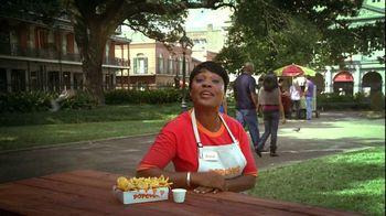 Popeyes Dip'n Chick'n TV Spot - 862 commercial airings