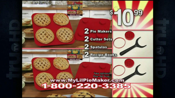 My Lil Pie Maker TV Spot - Thumbnail 8