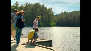 Nature Valley Oats 'N Honey Crunchy Granola Bars TV Spot, 'At the River' - Thumbnail 1
