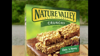 Nature Valley Oats 'N Honey Crunchy Granola Bars TV Spot, 'At the River' - Thumbnail 8