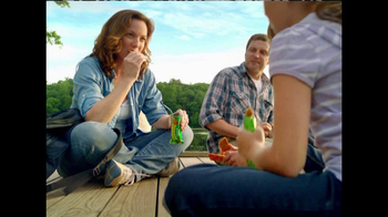 Nature Valley Oats 'N Honey Crunchy Granola Bars TV Spot, 'At the River'
