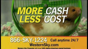 Western Sky Financial TV Spot, 'Hamster Wheel' - 65 commercial airings
