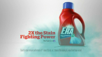 Era Laundry Detergent TV Spot, 'Felt Around the World' - Thumbnail 5