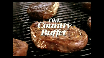 Old Country Buffet Great Steak Pledge TV Spot