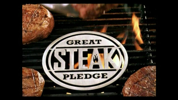 Old Country Buffet Great Steak Pledge TV Spot - Thumbnail 2