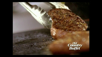 Old Country Buffet Great Steak Pledge TV Spot - Thumbnail 3