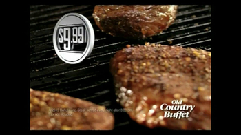 Old Country Buffet Great Steak Pledge TV Spot - Thumbnail 4