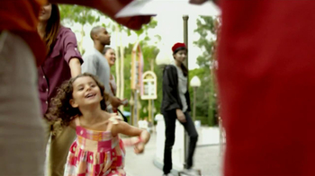 Disney Parks TV Spot, 'Your Princess' Song by Kina Grannis - Thumbnail 10
