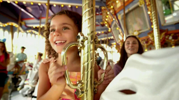 Disney Parks TV Spot, 'Your Princess' Song by Kina Grannis - 600 commercial airings