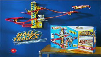 Hot Wheels Wall Tracks Power Tower TV Spot