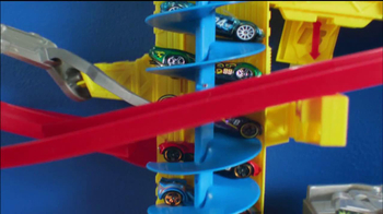 Hot Wheels Wall Tracks Power Tower TV Spot - Thumbnail 6