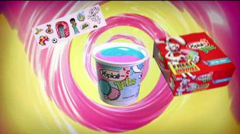 Trix Yogurt TV Spot, 'Silly Swirly Stickers' - Thumbnail 10
