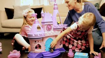Fisher Price Little People Disney Princess Songs Palace TV Spot