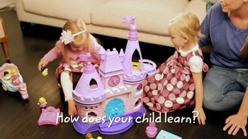 Fisher Price Little People Disney Princess Songs Palace TV Spot - Thumbnail 1