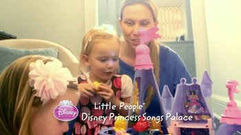 Fisher Price Little People Disney Princess Songs Palace TV Spot - Thumbnail 4