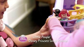 Fisher Price Little People Disney Princess Songs Palace TV Spot - Thumbnail 5