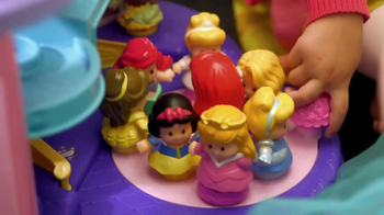 Fisher Price Little People Disney Princess Songs Palace TV Spot - Thumbnail 8