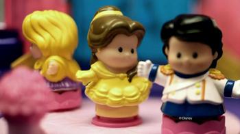 Fisher Price Little People Disney Princess Songs Palace TV Spot - Thumbnail 9