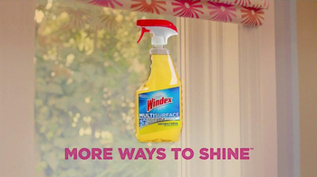 Windex Multi-Surface TV Spot, 'It's Rough' - Thumbnail 7