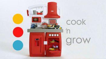 Little Tikes Cook 'N Grow Kitchen TV Spot - Thumbnail 8
