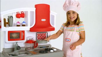 Little Tikes Cook 'N Grow Kitchen TV Spot