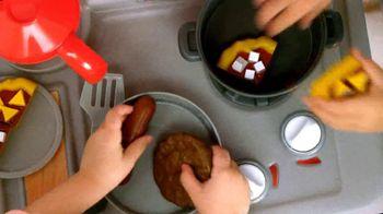 Little Tikes Cook 'N Grow Kitchen TV Spot - Thumbnail 6