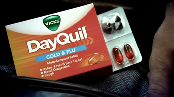 DayQuil TV Spot Featuring Drew Brees - Thumbnail 3