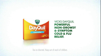 DayQuil TV Spot Featuring Drew Brees - Thumbnail 8