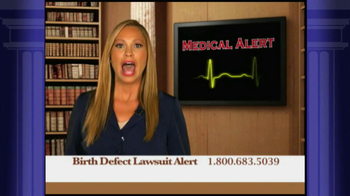 Weitz and Luxenberg TV Spot, 'Birth Defect Lawsuit' - Thumbnail 1