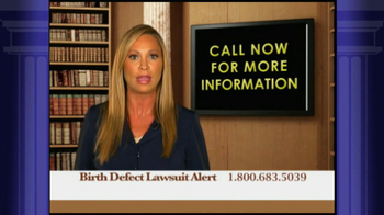 Weitz and Luxenberg TV Spot, 'Birth Defect Lawsuit' - Thumbnail 10