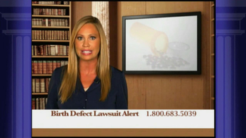 Weitz and Luxenberg TV Spot, 'Birth Defect Lawsuit' - Thumbnail 5