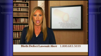 Weitz and Luxenberg TV Spot, 'Birth Defect Lawsuit' - Thumbnail 7