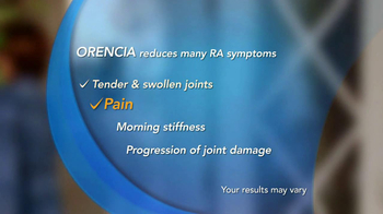 Orencia TV Spot, 'Start the Day' - 783 commercial airings