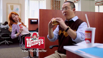 Wendy's Bacon Portabella Melt TV Spot, 'Nope' Featuring Aaron Takahashi - Thumbnail 8