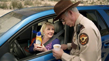International Delight TV Spot, 'State Trooper' - 1151 commercial airings