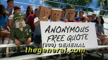 The General TV Spot, 'Anonymous Quote' - Thumbnail 9