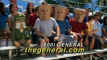 The General TV Spot, 'Anonymous Quote' - Thumbnail 3