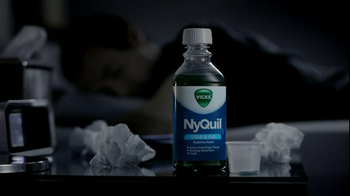 NyQuil TV Spot Featuring Drew Brees - Thumbnail 6