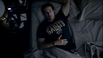 NyQuil TV Spot Featuring Drew Brees - Thumbnail 7