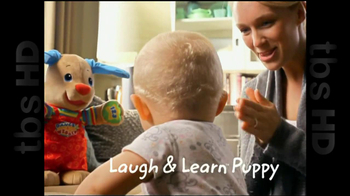 Fisher Price Laugh & Learn Puppy TV Spot, 'Joy of Learning' - Thumbnail 7