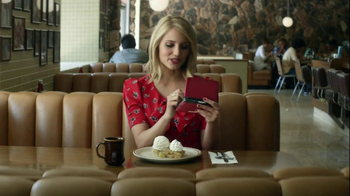 Nintendo 3DS Art Academy TV Spot, 'Abstract Dessert' Featuring Dianna Agron - Thumbnail 2