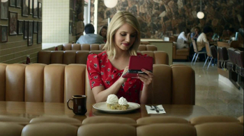 Nintendo 3DS Art Academy TV Spot, 'Abstract Dessert' Featuring Dianna Agron - Thumbnail 3