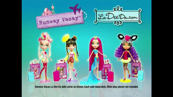 La Dee Da Runway Vacay TV Spot - Thumbnail 8